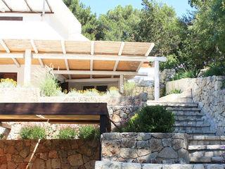 otragiardini Vườn phong cách Địa Trung Hải