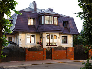 AGRAFFE design Classic style houses