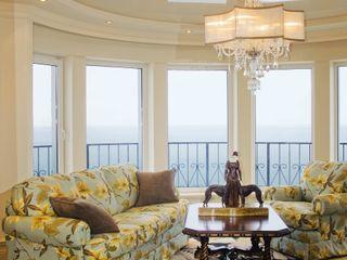 AGRAFFE design Living room