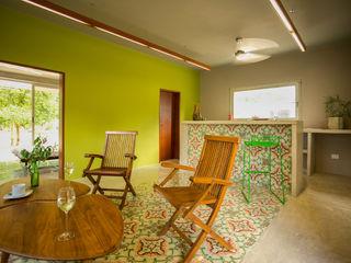 TACO Taller de Arquitectura Contextual Modern living room