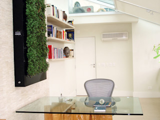 Quadro Vivo Urban Garden Roof & Vertical Oficinas y tiendas