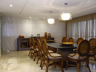 Celia Beatriz Arquitetura Dining roomLighting