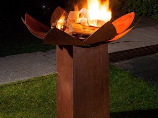 Atelier51 Garden Fire pits & barbecues
