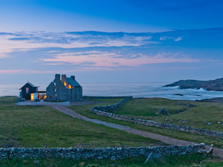The White House, Isle of Coll WT Architecture Case moderne