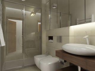 Studio architektoniczne Premiere Design Warszawa Modern style bathrooms