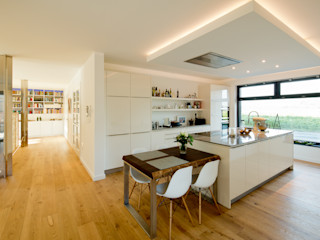 Ferreira   Verfürth Architekten Кухня