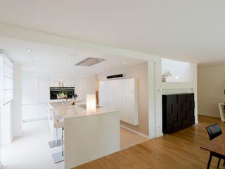 Ferreira | Verfürth Architekten 現代廚房設計點子、靈感&圖片