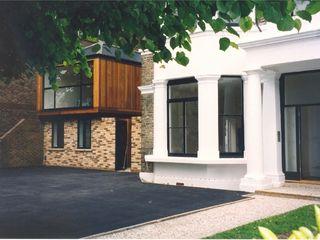 Hilldrop Crescent Giles Jollands Architect Будинки