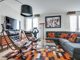 blackStones Modern living room