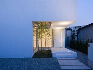 中野の家 株式会社 アーキショップ 一級建築士事務所 モダンな 家