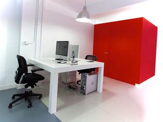 estudio551 Modern Çalışma Odası