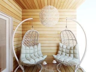 Ale design Grzegorz Grzywacz Modern garden