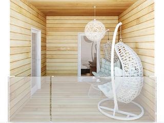 Ale design Grzegorz Grzywacz Minimalist conservatory