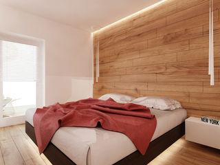 Ale design Grzegorz Grzywacz Minimalist bedroom