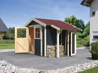 Karibu Holztechnik GmbH Jardines de estilo clásico