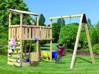 Karibu Holztechnik GmbH JardínColumpios y zonas de juego