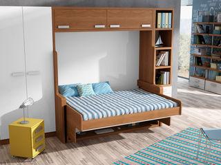 Muebles Parchis. Dormitorios Juveniles. Camera da letto moderna