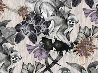 Rainforest Hayley Louise Crann ArtworkOther artistic objects
