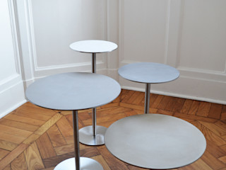 MG12 Living roomSide tables & trays