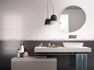 Cote d'Azure Tileflair Modern bathroom