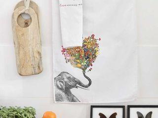Tea Towel JUNIQE KücheAccessoires und Textilien