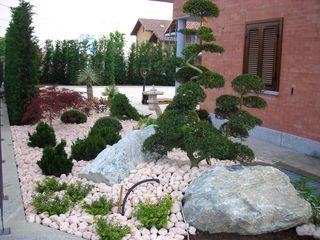 Azienda agricola Vivai Romeo Asian style garden