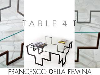 Francesco Della Femina Living roomSide tables & trays
