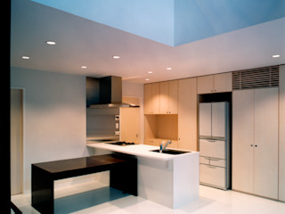 井戸健治建築研究所 / Ido, Kenji Architectural Studio Moderne Küchen