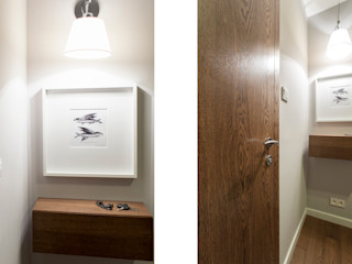 Mprojekt Modern corridor, hallway & stairs