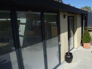 Kitchen Garden, Harrogate doma architects Case moderne