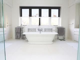 Drummonds Case Study: Tudor House, Roehampton Drummonds Bathrooms Modern bathroom