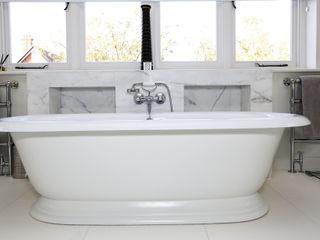 Drummonds Case Study: Tudor House, Roehampton Drummonds Bathrooms BathroomBathtubs & showers