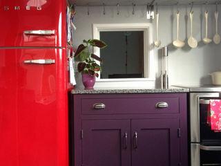 Small kitchens Hallwood Furniture مطبخ