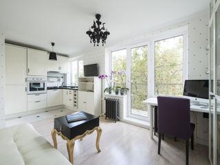 Мария Дадиани Classic style living room