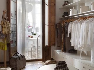 Deu i Deu Eklektik Giyinme Odası