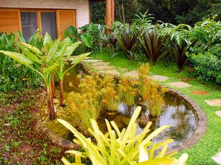 Gil Fialho Paisagismo Jardines tropicales