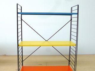 Tomado Floor Standing Shelves Diagonal Furniture Study/officeStorage