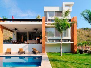 RESIDENCIA NUÑO Excelencia en Diseño Casas modernas