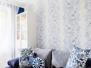 Pracownia Architektury Wnętrz Decoroom Mediterranean style nursery/kids room