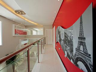 Designer de Interiores e Paisagista Iara Kílaris Modern Koridor, Hol & Merdivenler