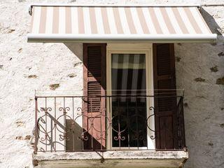 Parolini tende Balconies, verandas & terraces Furniture