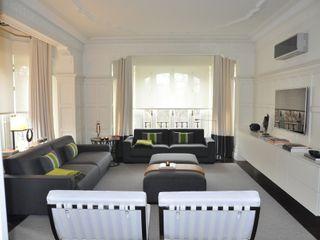 SILVIA REGUERA INTERIORISMO Living room