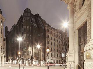 66 St James's Street, Central London Patalab Architecture Edificios de oficinas de estilo moderno