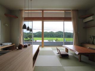 福田康紀建築計画 Asian style living room