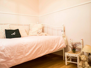 muxo Studio Scandinavian style nursery/kids room