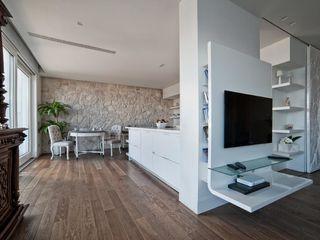 Francesca Ignani Interiors Dapur Gaya Mediteran