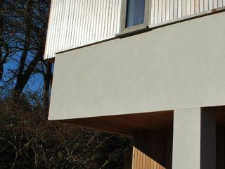 Modern House Giles Jollands Architect Будинки