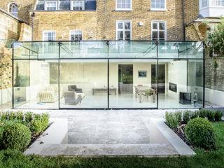 Barnes, London Maxlight Оранжерея