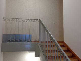 estudio551 Klasik Koridor, Hol & Merdivenler