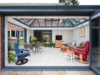 Modern Garden Room homify Anexos de estilo moderno